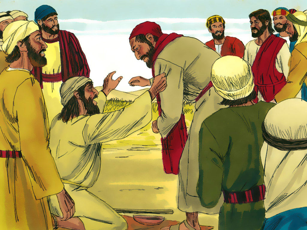 the healing of the blind beggar essay Lessons from a blind beggar (luke 18:35-43)  we have several accounts of  jesus healing blind people and he used a variety of methods.